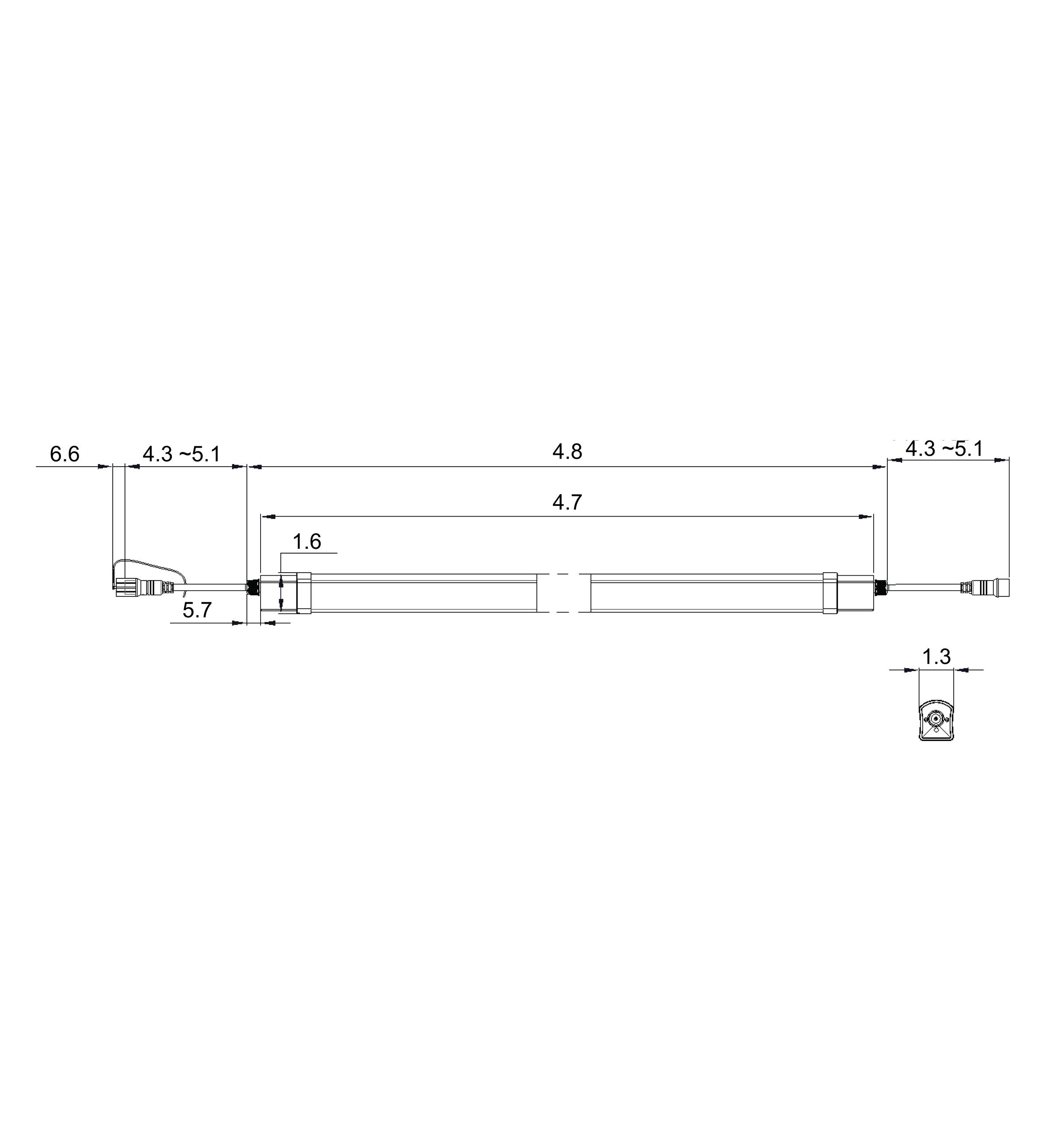 TG-30HVR-Lighting-Dimensions